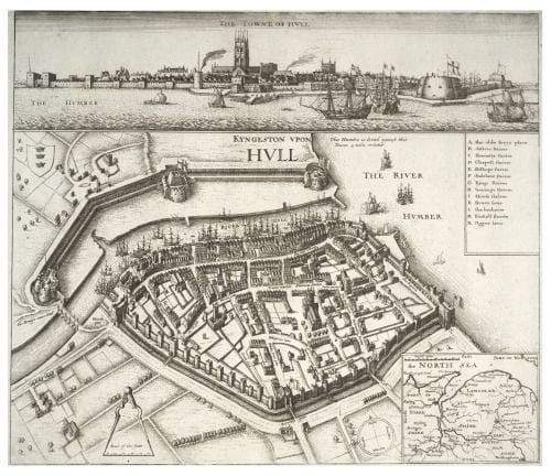 Hull in the 16th and 17th Century