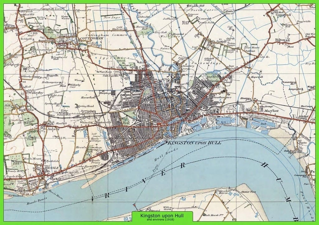 20th century Hull